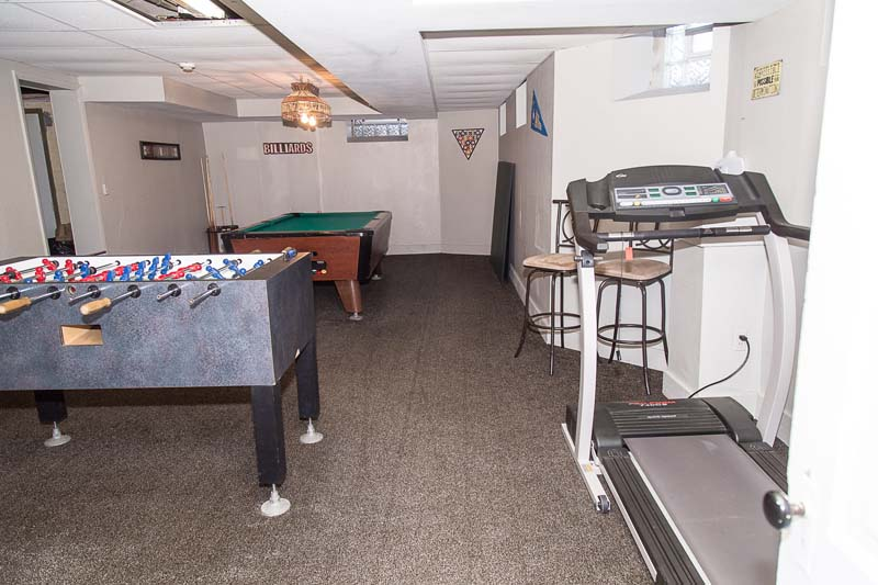 Game Room - Exodus House