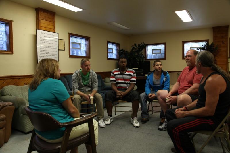 Groups at Exodus House