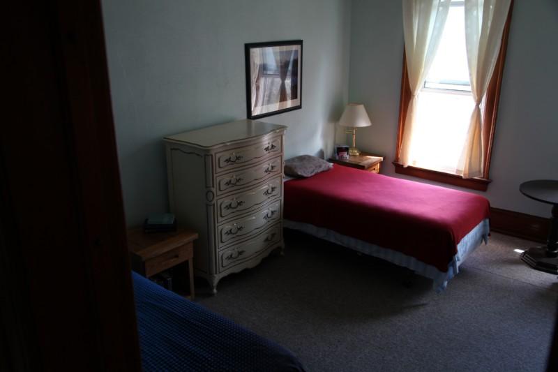 Bedroom View - Exodus House